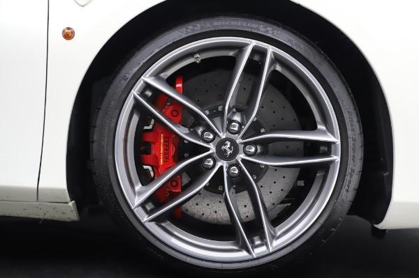 Used 2016 Ferrari 488 GTB Base for sale $239,900 at Maserati of Westport in Westport CT 06880 25