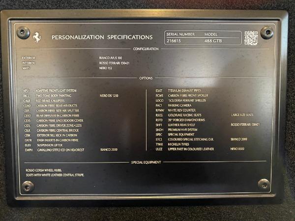 Used 2016 Ferrari 488 GTB Base for sale $239,900 at Maserati of Westport in Westport CT 06880 28