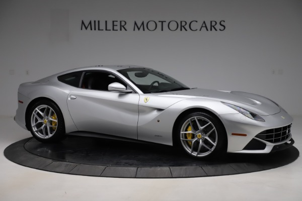 Used 2015 Ferrari F12 Berlinetta for sale $235,900 at Maserati of Westport in Westport CT 06880 10