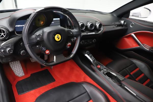 Used 2015 Ferrari F12 Berlinetta for sale $235,900 at Maserati of Westport in Westport CT 06880 13