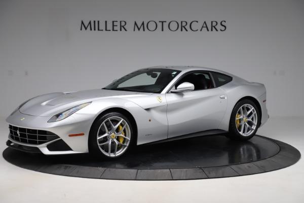 Used 2015 Ferrari F12 Berlinetta for sale $235,900 at Maserati of Westport in Westport CT 06880 2