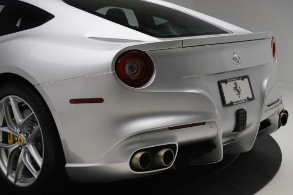 Used 2015 Ferrari F12 Berlinetta for sale $235,900 at Maserati of Westport in Westport CT 06880 26
