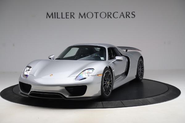 Used 2015 Porsche 918 Spyder for sale $1,389,900 at Maserati of Westport in Westport CT 06880 14