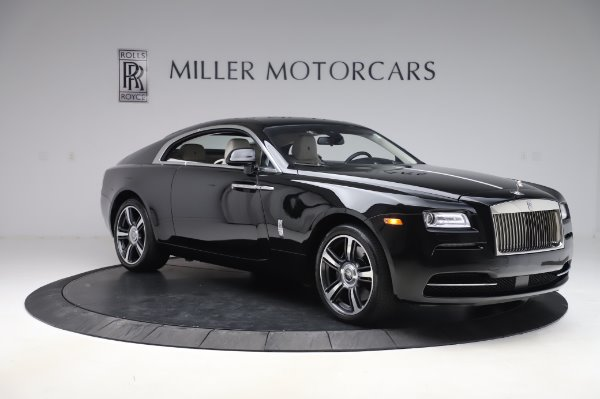 Used 2015 Rolls-Royce Wraith for sale Sold at Maserati of Westport in Westport CT 06880 10