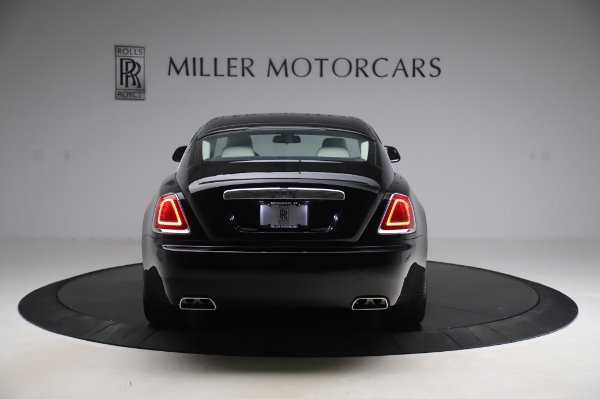 Used 2015 Rolls-Royce Wraith for sale Sold at Maserati of Westport in Westport CT 06880 6
