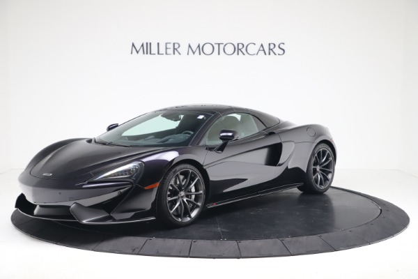 Used 2019 McLaren 570S Spider for sale Call for price at Maserati of Westport in Westport CT 06880 10