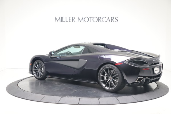 Used 2019 McLaren 570S Spider for sale Call for price at Maserati of Westport in Westport CT 06880 12