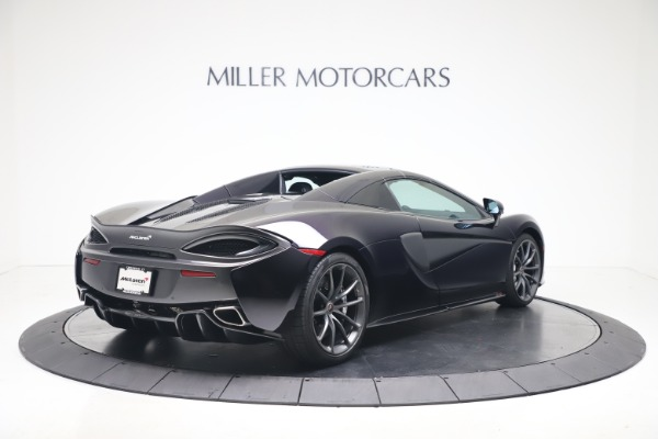 Used 2019 McLaren 570S Spider for sale Call for price at Maserati of Westport in Westport CT 06880 14