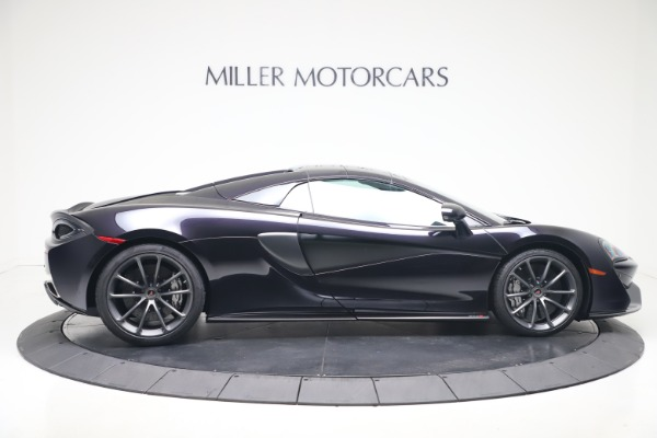 Used 2019 McLaren 570S Spider for sale Call for price at Maserati of Westport in Westport CT 06880 15