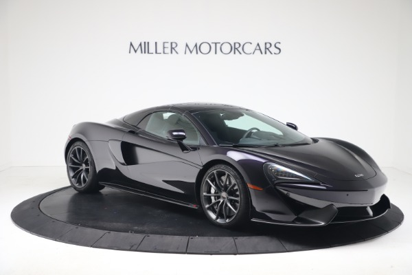 Used 2019 McLaren 570S Spider for sale Call for price at Maserati of Westport in Westport CT 06880 16