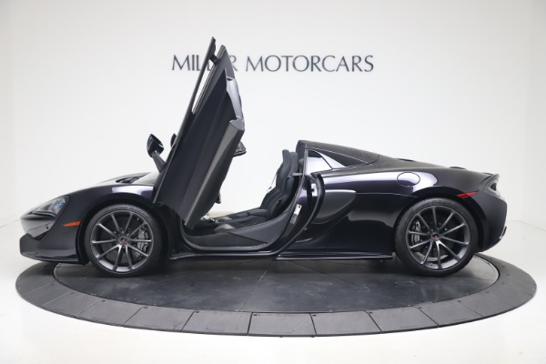 Used 2019 McLaren 570S Spider for sale Call for price at Maserati of Westport in Westport CT 06880 19