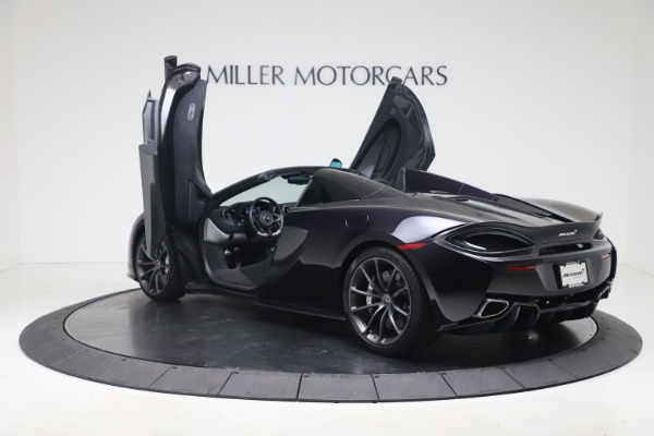 Used 2019 McLaren 570S Spider for sale Call for price at Maserati of Westport in Westport CT 06880 20