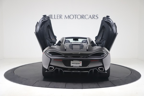 Used 2019 McLaren 570S Spider for sale Call for price at Maserati of Westport in Westport CT 06880 21