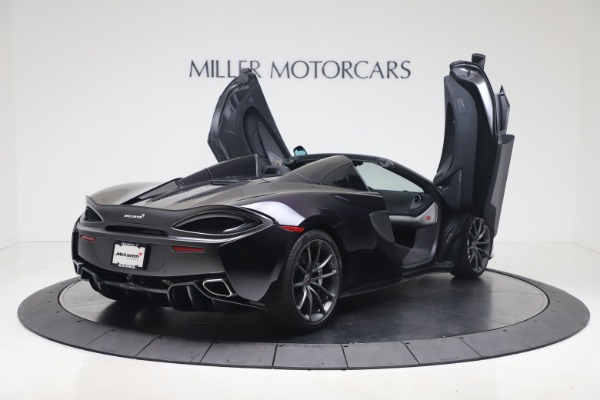 Used 2019 McLaren 570S Spider for sale Call for price at Maserati of Westport in Westport CT 06880 22