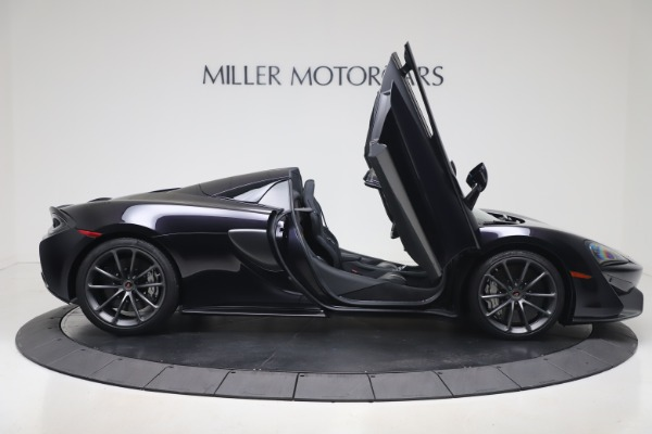 Used 2019 McLaren 570S Spider for sale Call for price at Maserati of Westport in Westport CT 06880 23