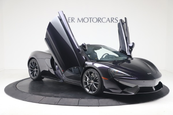 Used 2019 McLaren 570S Spider for sale Call for price at Maserati of Westport in Westport CT 06880 24