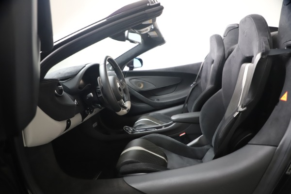 Used 2019 McLaren 570S Spider for sale Call for price at Maserati of Westport in Westport CT 06880 27