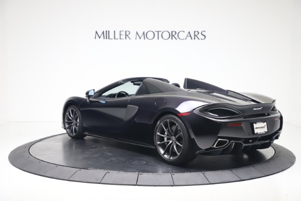 Used 2019 McLaren 570S Spider for sale Call for price at Maserati of Westport in Westport CT 06880 3