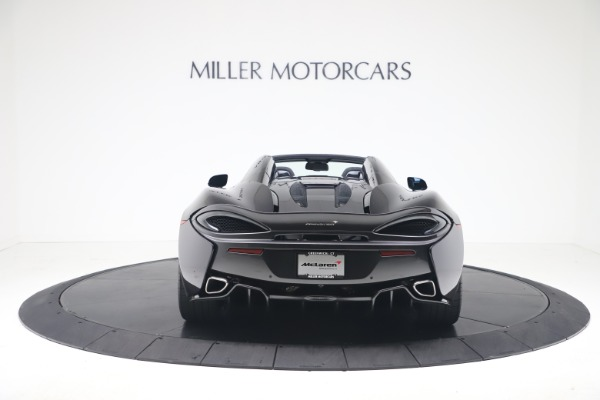 Used 2019 McLaren 570S Spider for sale Call for price at Maserati of Westport in Westport CT 06880 4