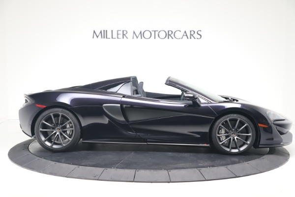 Used 2019 McLaren 570S Spider for sale Call for price at Maserati of Westport in Westport CT 06880 6