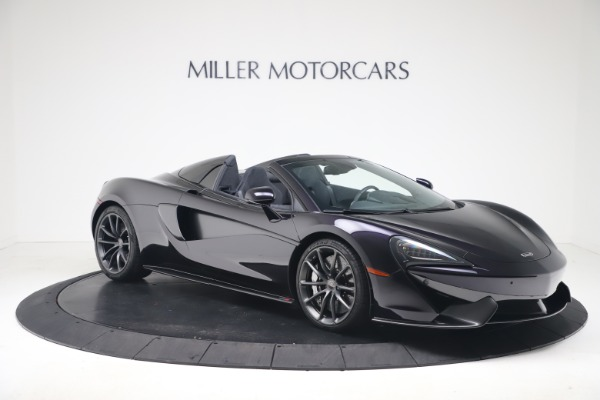 Used 2019 McLaren 570S Spider for sale Call for price at Maserati of Westport in Westport CT 06880 7