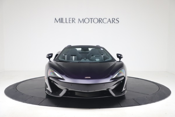 Used 2019 McLaren 570S Spider for sale Call for price at Maserati of Westport in Westport CT 06880 8