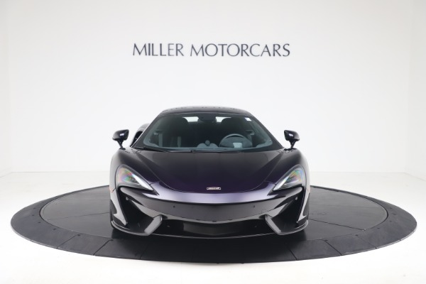 Used 2019 McLaren 570S Spider for sale Call for price at Maserati of Westport in Westport CT 06880 9