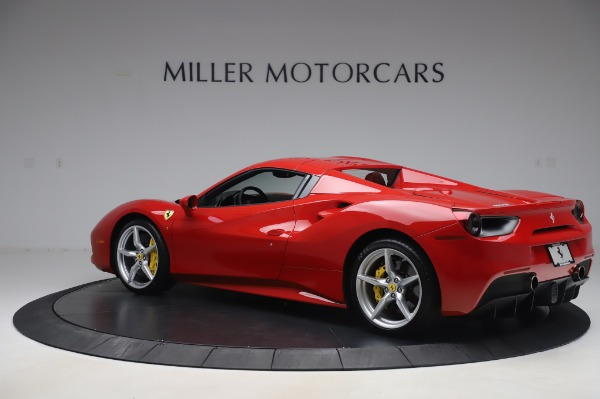 Used 2018 Ferrari 488 Spider Base for sale $289,900 at Maserati of Westport in Westport CT 06880 14