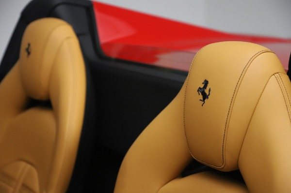 Used 2018 Ferrari 488 Spider Base for sale $289,900 at Maserati of Westport in Westport CT 06880 20