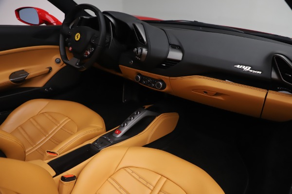 Used 2018 Ferrari 488 Spider Base for sale $289,900 at Maserati of Westport in Westport CT 06880 23