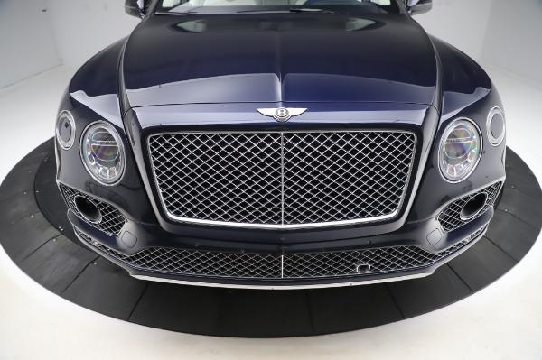 Used 2017 Bentley Bentayga W12 for sale $129,900 at Maserati of Westport in Westport CT 06880 14