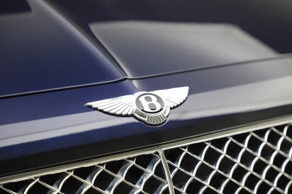 Used 2017 Bentley Bentayga W12 for sale $129,900 at Maserati of Westport in Westport CT 06880 15