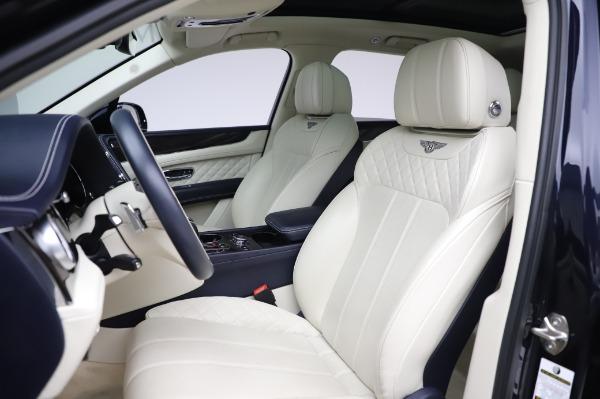 Used 2017 Bentley Bentayga W12 for sale $129,900 at Maserati of Westport in Westport CT 06880 19