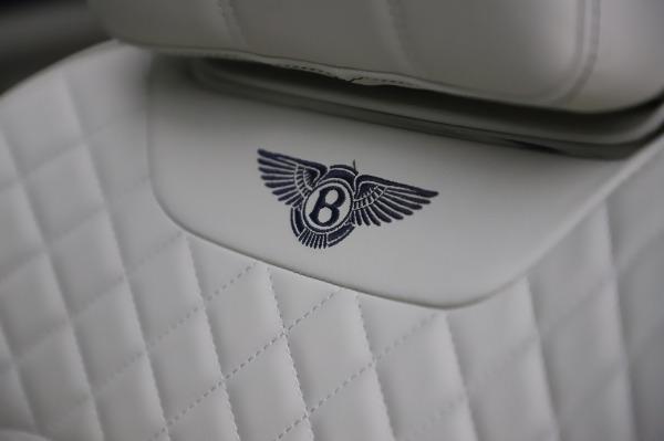 Used 2017 Bentley Bentayga W12 for sale $129,900 at Maserati of Westport in Westport CT 06880 20