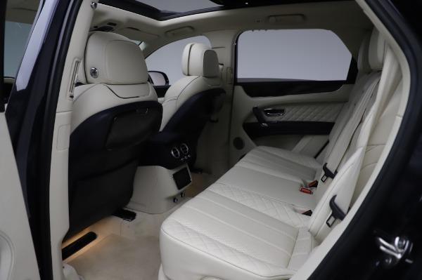 Used 2017 Bentley Bentayga W12 for sale $129,900 at Maserati of Westport in Westport CT 06880 21