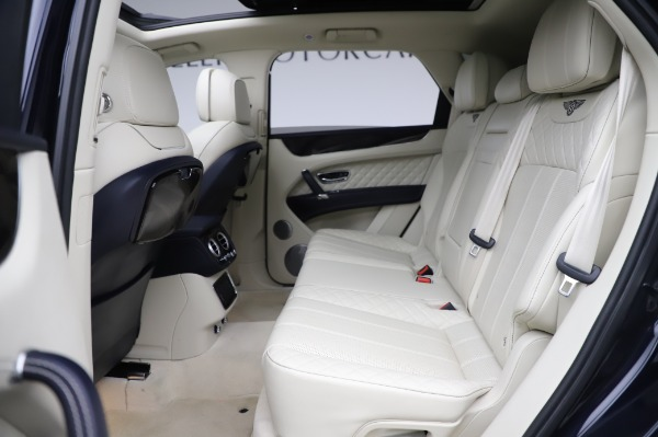 Used 2017 Bentley Bentayga W12 for sale $129,900 at Maserati of Westport in Westport CT 06880 22