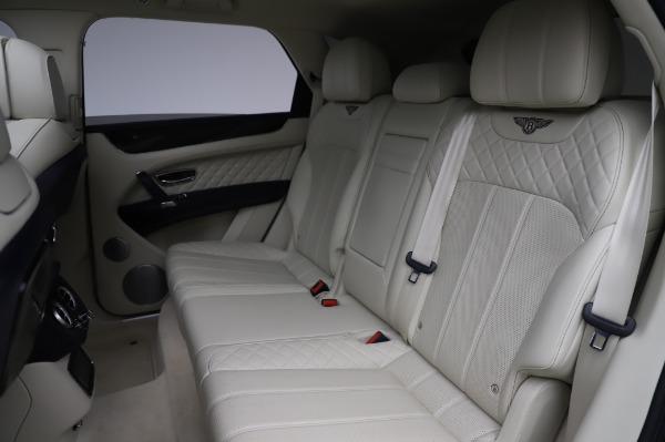 Used 2017 Bentley Bentayga W12 for sale $129,900 at Maserati of Westport in Westport CT 06880 23