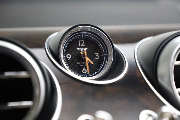 Used 2017 Bentley Bentayga W12 for sale $129,900 at Maserati of Westport in Westport CT 06880 24