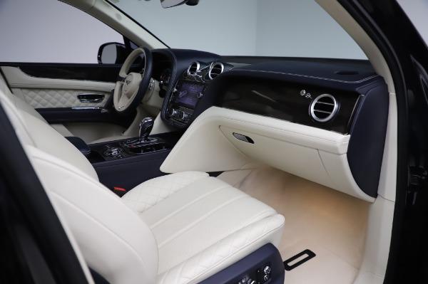 Used 2017 Bentley Bentayga W12 for sale $129,900 at Maserati of Westport in Westport CT 06880 25
