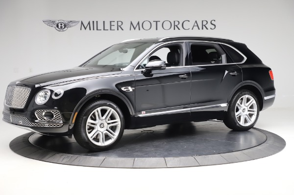 Used 2018 Bentley Bentayga Activity Edition for sale Call for price at Maserati of Westport in Westport CT 06880 2