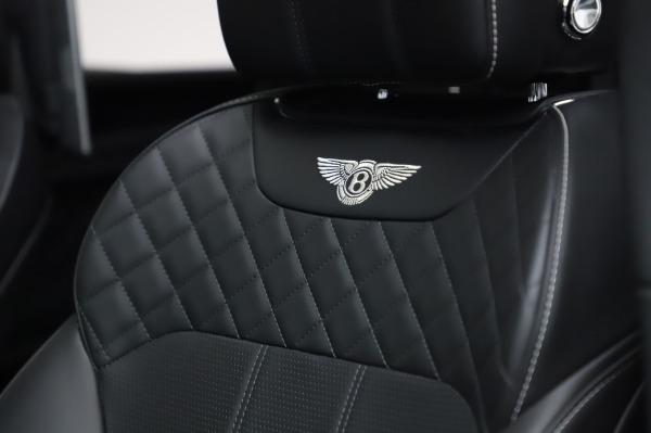 Used 2018 Bentley Bentayga Activity Edition for sale $155,900 at Maserati of Westport in Westport CT 06880 21