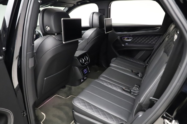 Used 2018 Bentley Bentayga Activity Edition for sale Call for price at Maserati of Westport in Westport CT 06880 23