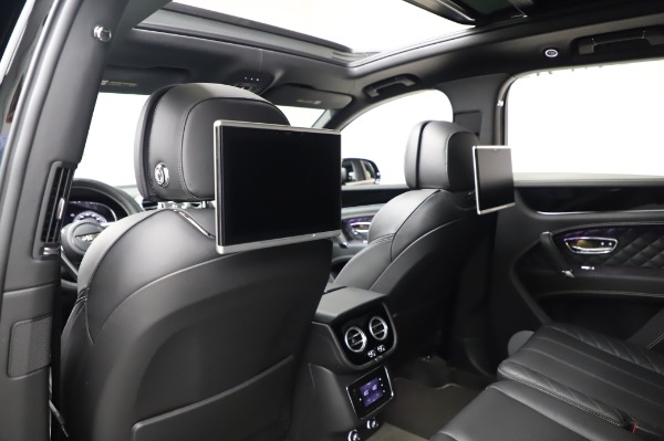 Used 2018 Bentley Bentayga Activity Edition for sale $155,900 at Maserati of Westport in Westport CT 06880 24