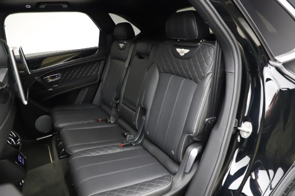 Used 2018 Bentley Bentayga Activity Edition for sale Call for price at Maserati of Westport in Westport CT 06880 25