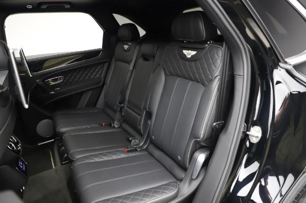 Used 2018 Bentley Bentayga Activity Edition for sale $155,900 at Maserati of Westport in Westport CT 06880 25