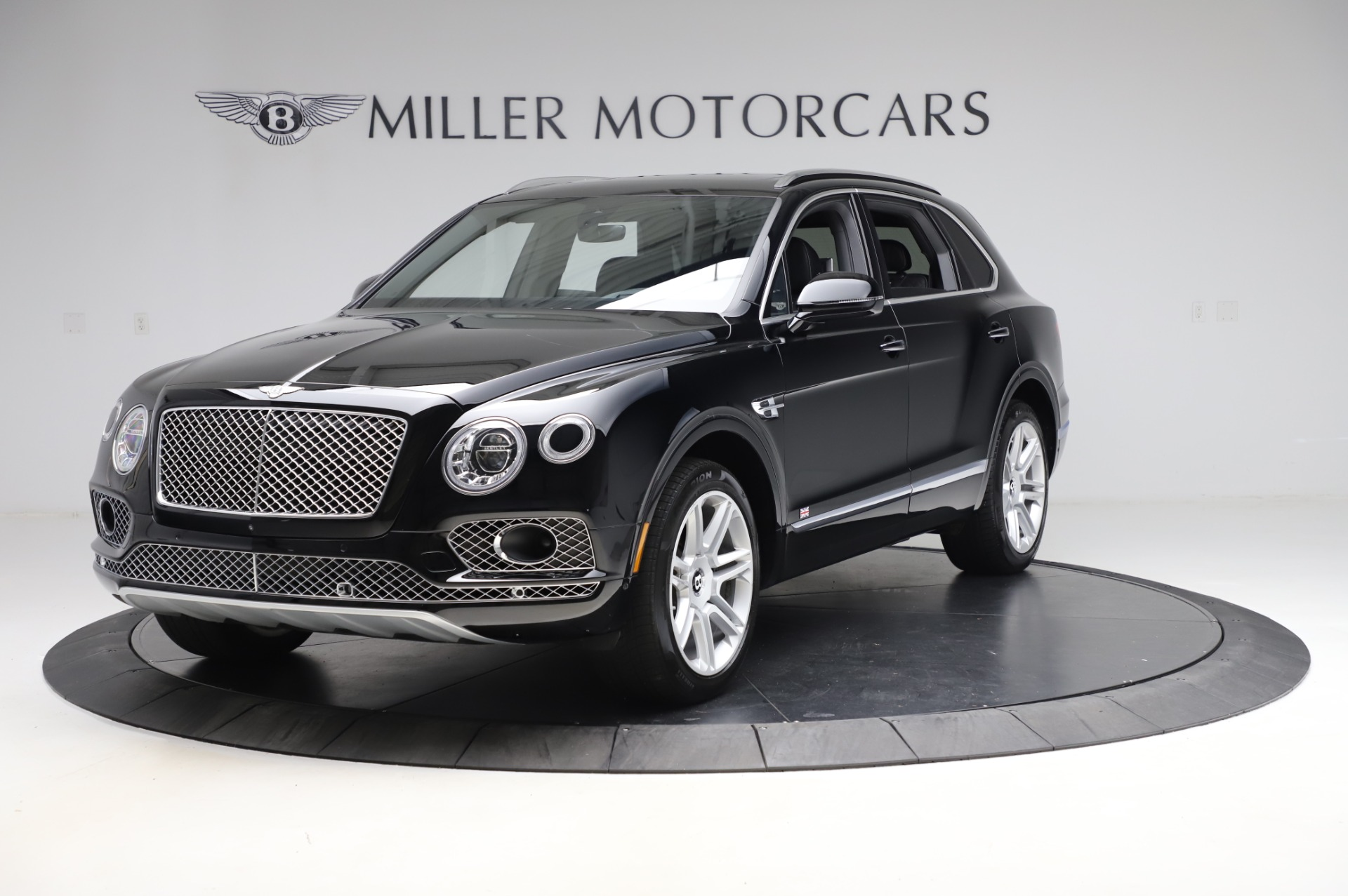 Used 2018 Bentley Bentayga Activity Edition for sale Call for price at Maserati of Westport in Westport CT 06880 1
