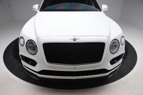 Used 2018 Bentley Bentayga Black Edition for sale Call for price at Maserati of Westport in Westport CT 06880 13