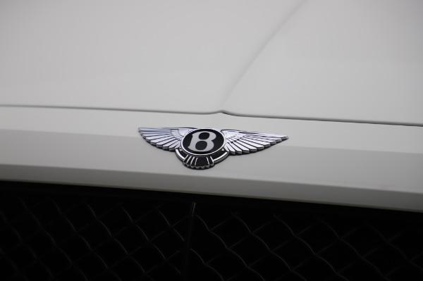 Used 2018 Bentley Bentayga Black Edition for sale Call for price at Maserati of Westport in Westport CT 06880 14