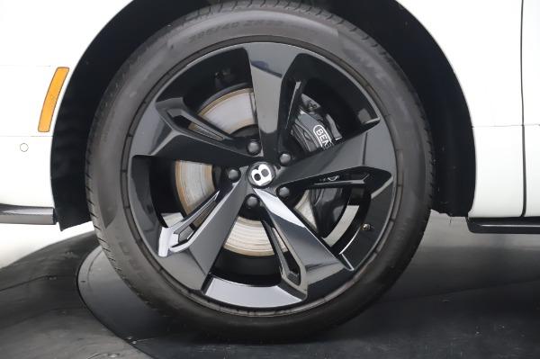 Used 2018 Bentley Bentayga Black Edition for sale Call for price at Maserati of Westport in Westport CT 06880 15