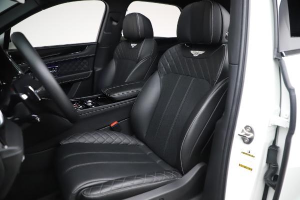 Used 2018 Bentley Bentayga Black Edition for sale Call for price at Maserati of Westport in Westport CT 06880 21